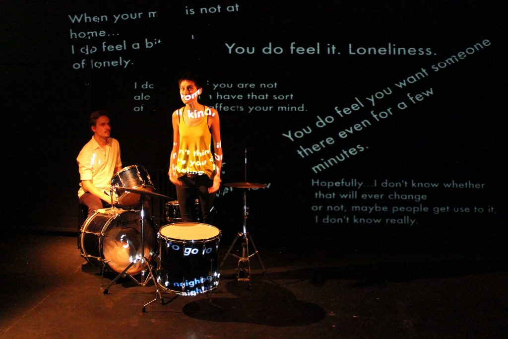 In Time By Shireen Mula and Directed by Suzanne Gorman