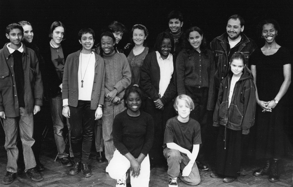 Outwrite East London 1998